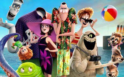 HOTEL TRANSILVÂNIA 3   Filme está liderando as bilheterias pelo mundo!