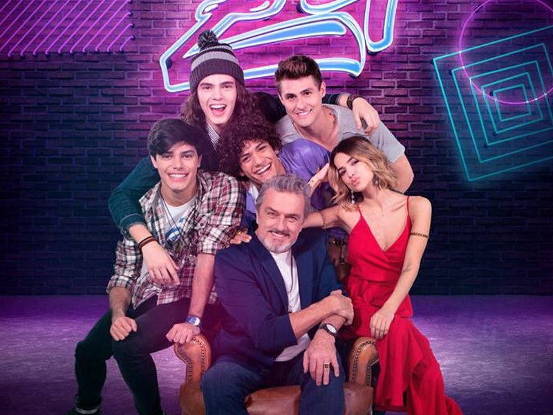 Z4   Nova novela da Disney e SBT será sobre uma boy band real!