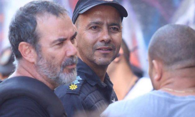 INTEVENÇÃO | Filme sobre operações militares reúne elenco em coletiva no Rio!