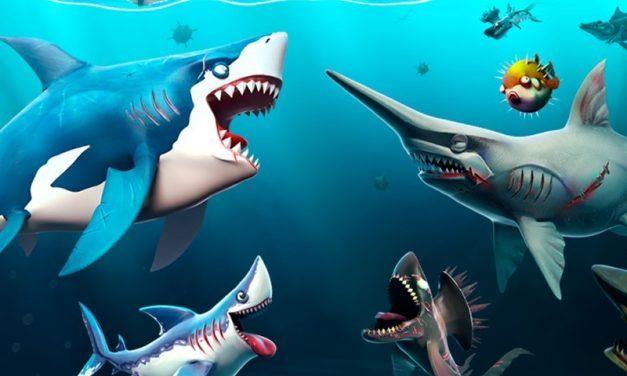 HUNGRY SHARK WORLD | Jogo da Ubisoft agora está disponível para os consoles!