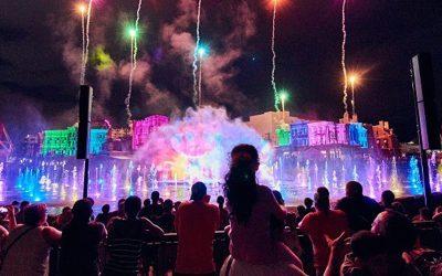 UNIVERSAL ORLANDO | Novo espetáculo traz um show de luz e água!
