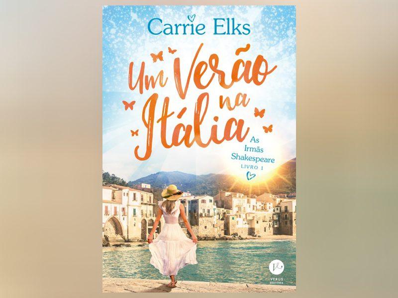 DICA DE LIVRO | Um Verão na Itália – As Irmãs Shakespeare!