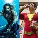 SDCC LIVE | Reaction Trailer: Aquaman, Shazam e DC Black Label!