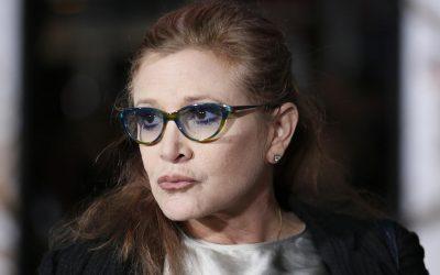 STAR WARS | Carrie Fisher estará no Episódio IX como General Leia!
