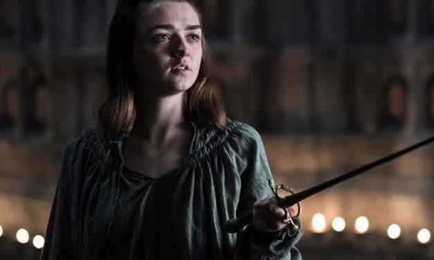 PLANTÃO NERD | Agora foi a vez de Arya Stark estragar o final de Game of Thrones?