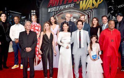 HOMEM FORMIGA E A VESPA | Um elenco monstruoso para a nova super produção da Marvel!