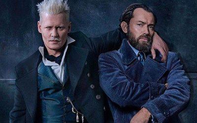 HARRY POTTER | Mergulhando em Animais Fantásticos: Os crimes de Grindewald!