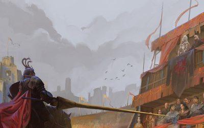 GAME OF THRONES | O castelo de Harrenhal e sua destruição!