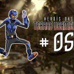 HERÓIS DAS TERRAS VERMELHAS | Um novo Herói! – Capítulo 05 do Original Coxinha Nerd!