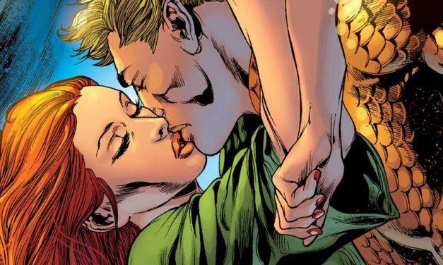 PLANTÃO NERD   Mera e Aquaman: NÃO É SÓ PEGAÇÃO!