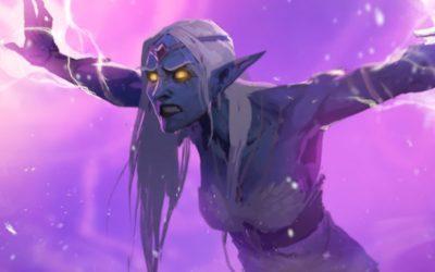 WORLD OF WARCRAFT   A nova animação de Warbringers falam sobre Azshara!