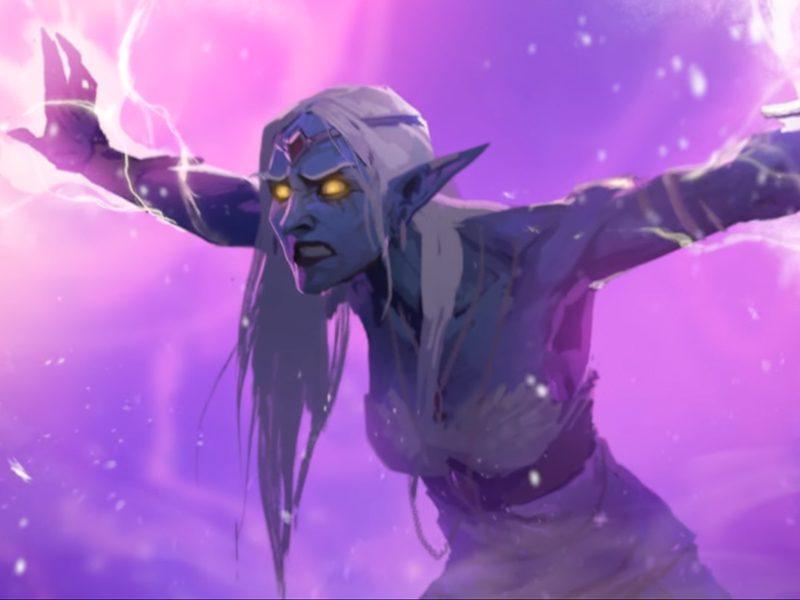 WORLD OF WARCRAFT | A nova animação de Warbringers falam sobre Azshara!