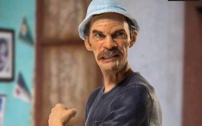 CHAVES   Seu Madruga e Quico ganham estátuas incríveis da Iron Studios!