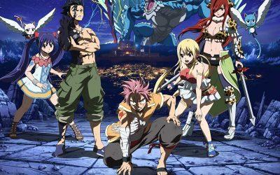 FAIRY TAIL   Se você achou que anime havia acabado, você errou! Confira o trailer da nova saga!