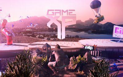GAME XP   É hora de começar um novo jogo em vídeo especial incrível do evento!