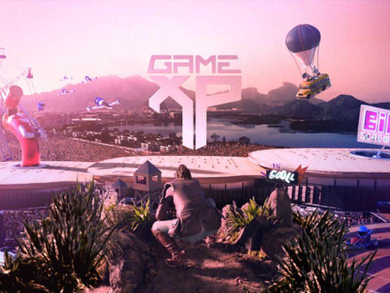 GAME XP | É hora de começar um novo jogo em vídeo especial incrível do evento!
