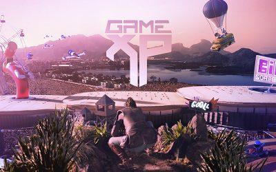 GAME XP | É hora de começar um novo jogo em vídeo incrível do evento!