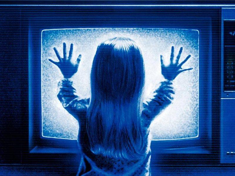 POLTERGEIST   Filme de terror vira tema de uma das casas de Halloween no Universal Orlando Resort!