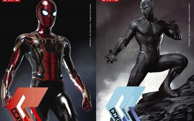 CCXP | As credenciais especiais da Marvel estão lindas demais!