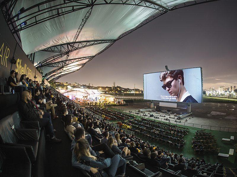 SHELL OPEN AIR   Jurassic World vai abrir o festival de cinema ao ar livre em São Paulo!