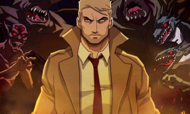CONSTANTINE | Nova animação da DC Comics ganha trailer para deixar os fãs doidos!