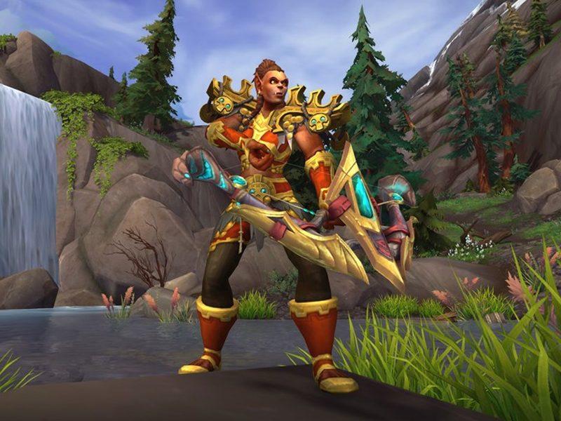 WORLD OF WARCRAFT | Pegue sua espada e se jogue em Battle for Azertoth!