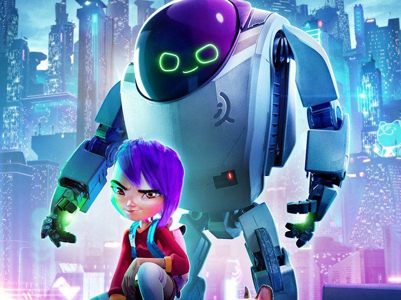 NEXT GEN   Filme de animação futurista da Netflix ganha trailer sensacional!