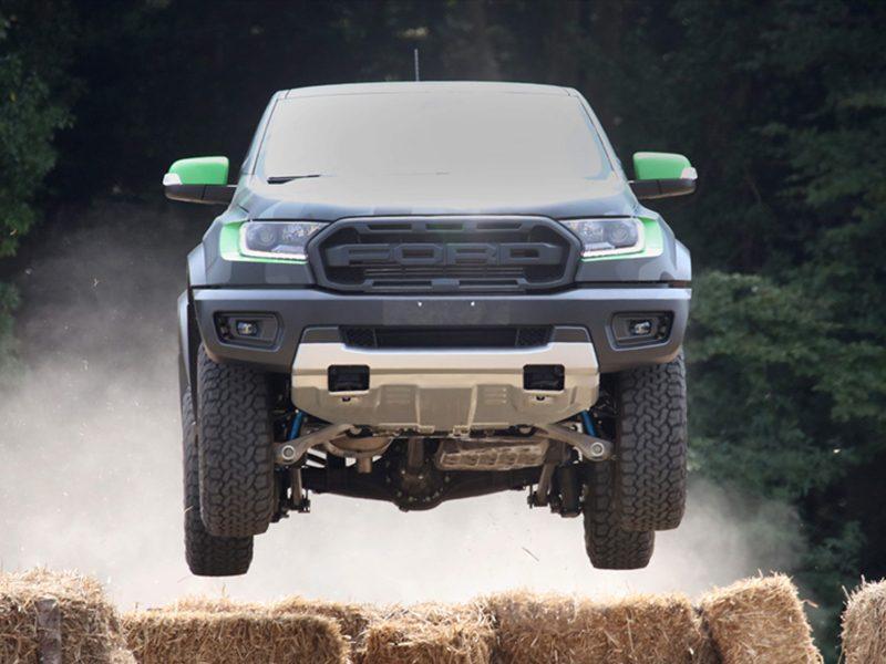 FORD | Novo veículo de alto desempenho da empresa aparece na Gamescom!
