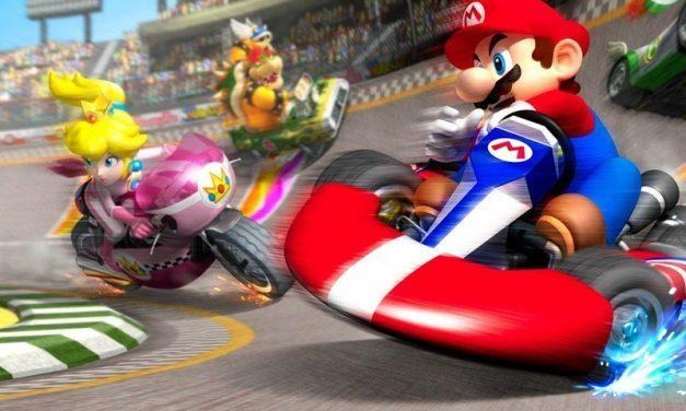 GAME XP | Credenciais do evento são temáticas do Mario Kart!