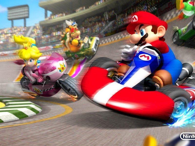 GAME XP   Credenciais do evento são temáticas do Mario Kart!
