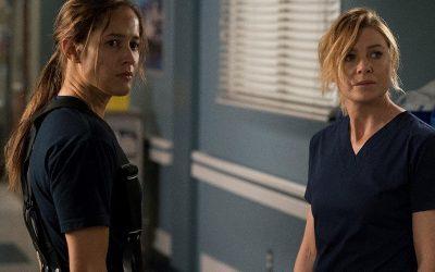 STATION 19 | Está chegando na Sony a mais nova obra no mundo de Grey's Anatomy!