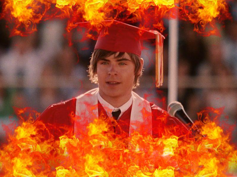 TEORIA   Será que o Troy Bolton é o grande vilão de High School Musical?
