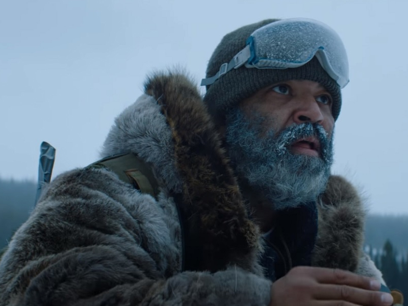 NOITE DE LOBOS   Ator de Westworld luta contra lobos perigosos em trailer da Netflix!