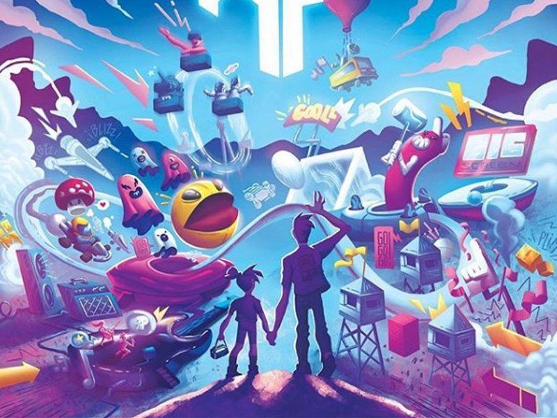 GAME XP   Inova Arena e jogo em realidade virtual marcam coletiva de imprensa do evento!