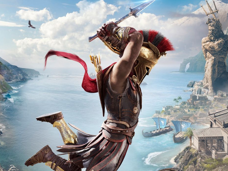 GAME XP | Gamers poderão jogar Assassin's Creed: Odyssey e Just Dance 2019 com exclusividade!