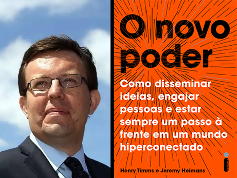 INTRÍNSECA | Editora anuncia o lançamento do livro O Novo Poder!