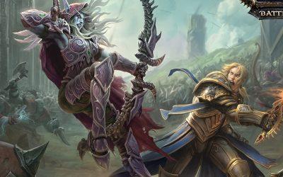 BLIZZARD   Battle for Azeroth, de World of Warcraft, vendou mais de 3 milhões de cópias!