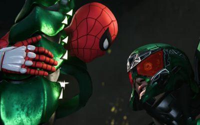 SPIDER MAN   Novo trailer do game foca nos vilões principais!