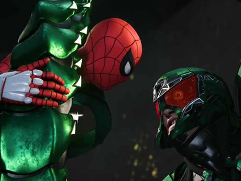 SPIDER MAN | Novo trailer do game foca nos vilões principais!