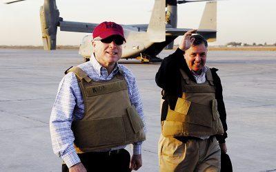 HBO | Canal presta homenagem à John McCain, senador americano, que morreu há pouco tempo!