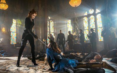 INTO THE BADLANDS   Dragonfly's Last Dance, próximo episódio, ganha promo incrível!