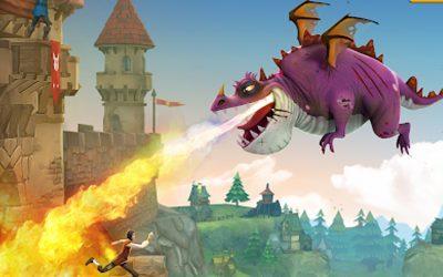 HUNGRY DRAGON   Esqueça tubarões, agora são os dragões que devoram tudo!