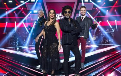 THE VOICE | Mais 12 vozes aparecem no palco do programa da Globo!
