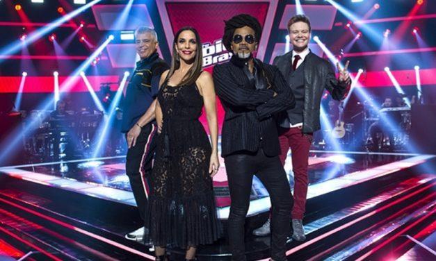 THE VOICE | Mais 12 vozes aparecem no palco do programa da Globo!