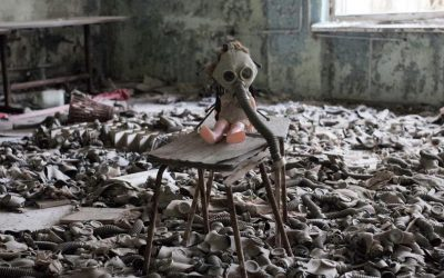 CURIOSIDADE   Você já conhece a história do acidente nuclear em Chernobyl?