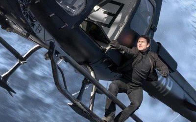 MISSÃO IMPOSSÍVEL 6 | Mais uma vez Tom Cruise gravou todas as cenas perigosas sem dublê!