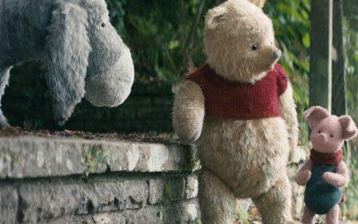 CHRISTOPHER ROBIN | Veja como foram gravadas as cenas do novo filme do Ursinho Pooh!