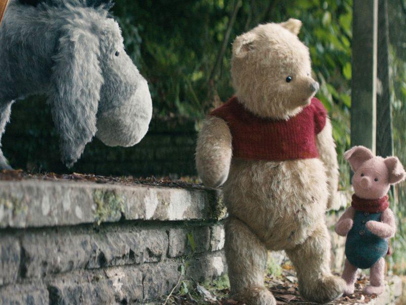 CHRISTOPHER ROBIN   Veja como foram gravadas as cenas do novo filme do Ursinho Pooh!