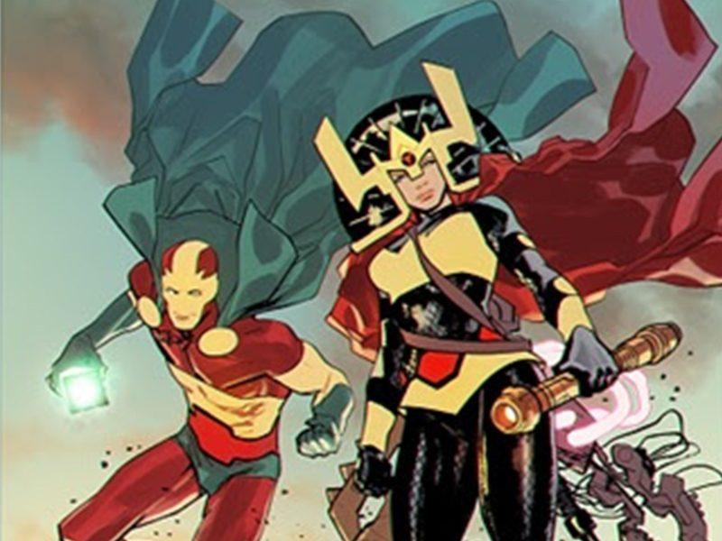 CCXP 2018   Marcio Takara, que já trabalhou na Marvel e na DC Comics confirma presença!