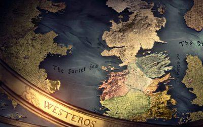 GAME OF THRONES | TEORIA – Mapa de Westeros imita mapa das Ilhas Britânicas?